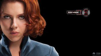 Black Widow In Avengers Movie
