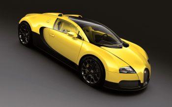 Bugatti Veyron 4 Grand Sport