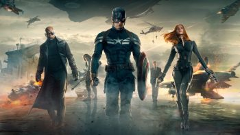 Captain America The Winter Soldier Movie