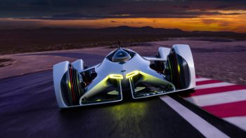 Chevrolet Chaparral Vision Gran Turismo Concept Full HD Wallpaper Mobile Wallpaper HD Wallpaper Download For I Phone 7