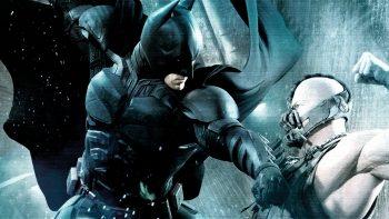 Copy Of Batman Bane Fight