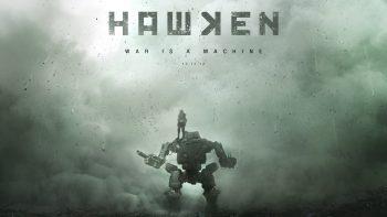 Hawken War Is A Machine