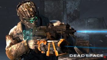 Isaac Clarke In Dead Space 3