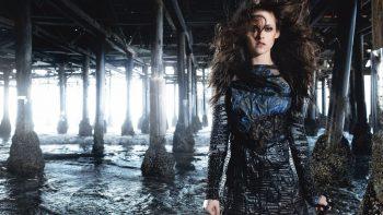 Kristen Stewart Stunning Black