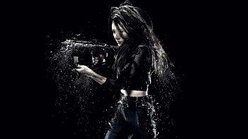 Maggie Q Tori Wu Insurgent