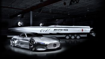 Mercedes Benz Amg Cigarette Racing Vision Gt Concept