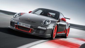 Porsche Gt Rs