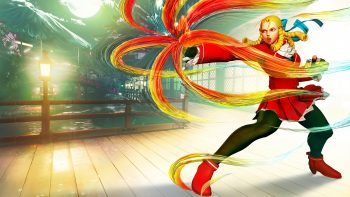 Street Fighter V Karin HD Wallpapers For Android