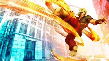 Street Fighter V Ken HD Wallpapers For Android