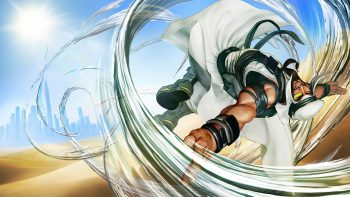 Street Fighter V Rashid HD Wallpapers For Android