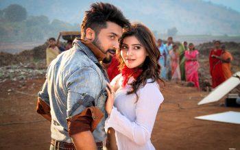 Surya Samantha Anjaan Background HD Wallpapers