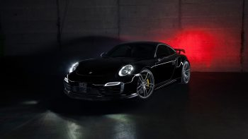Techart Porsche 911 Turbo 2
