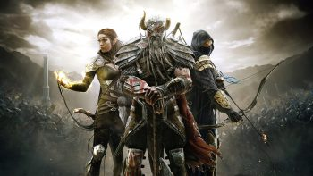 The Elder Scrolls Online Legends 3D Wallpaper Download