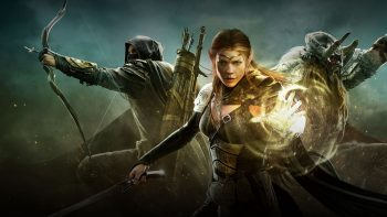 The Elder Scrolls Online Warriors Full HD Wallpaper Download