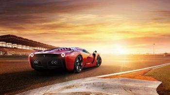 Ugur Sahin Design Project F Ferrari 458 Concept