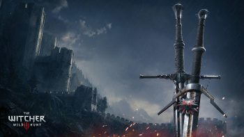 Witcher 3 Wild Hunt Swords HD Wallpapers For Android