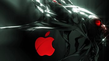 Alien Apple