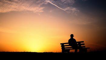 Pleasant Sunset Full HD Wallpaper Download