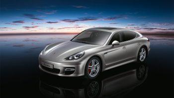 Porsche Panamera Turbo Full HD Wallpaper Download