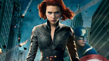 Black Widow in The Avengers HD Wallpapers For Android