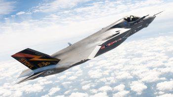 Lockheed Martin F Lightning II
