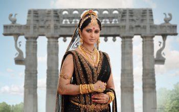 Anushka Rudhramadevi Mobile Wallpaper JPG Image