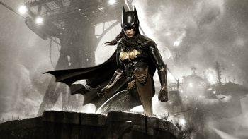 Batman Arkham Knight Batgirl Wallpaper Full HD Wallpaper Download JPG Image