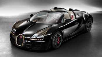Bugatti Veyron Grand Sport Vitesse Legend Black Bess HD Wallpaper Download For Android Mobile