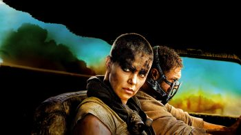 Charlize Theron Mad Max Fury Road Full HD Wallpaper Download Wallpaper JPG Image