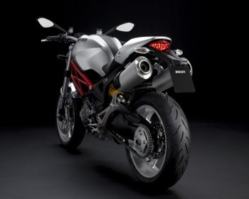 Ducati Monster Rear