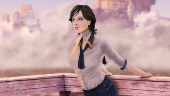 Elizabeth Bioshock Infinite 3D HD Wallpaper Download Wallpapers