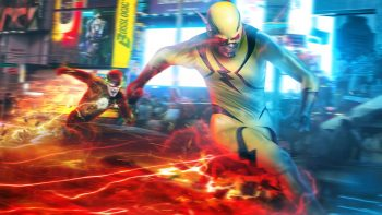 Eobard Thawne Professor Zoom 3D HD Wallpaper Download Wallpapers