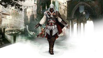 Ezio Auditore Da Firenze In Assassins Creed  Full HD Wallpaper Download HD Wallpaper Download For Android Mobile