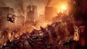 Godzilla Movie HD Wallpaper Download For Android Mobile