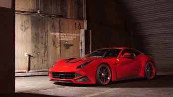 HD Wallpaper Download For Android Mobile Ferrari F12 Berlinetta N Largo By Novitec Rosso