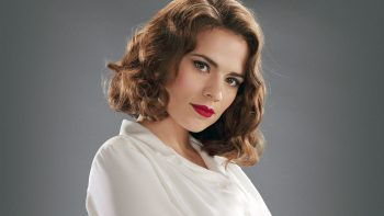 Hayley Atwell Peggy Carter 3D HD Wallpaper Download Wallpapers