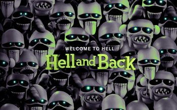 Hell And Back Movie Wallpaper For Mobile