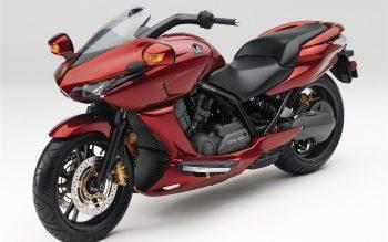 Honda Dn Red