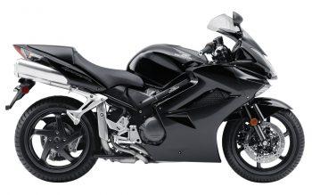 Honda Interceptor Black