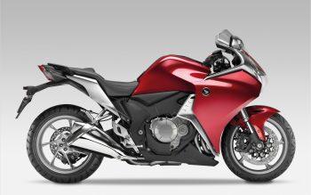 Honda Vfr F Bike Widescreen
