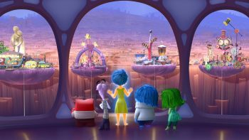 Inside Out Personality Islands 3D HD Wallpaper Download Wallpapers