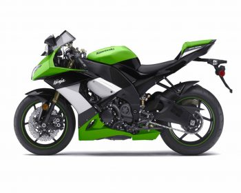 Kawasaki Ninja Z R Green
