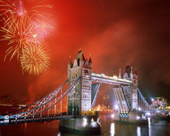 Light Up The Night Tower Bridge
