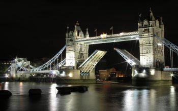 London Bridge Night