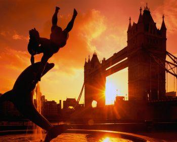 London Tower Bridge England