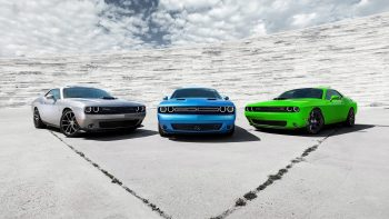 Mobile Wallpaper HD Dodge Challenger Cars