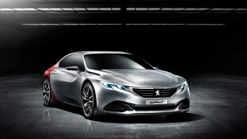 Peugeot Exalt Concept HD Wallpaper Download For Android Mobile