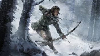 Rise Of The Tomb Raider Mobile Wallpaper HD Game
