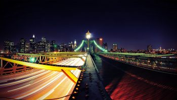 Road To New York City HD Wallpaper Download For Android Mobile