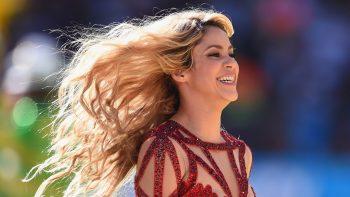 Shakira Brazil 3D HD Wallpaper Download Wallpapers